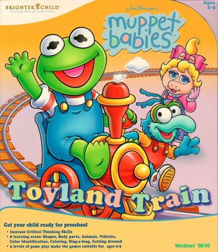 Muppet Babies: Toyland Train