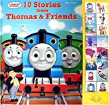 10 Stories from Thomas & Friends (0785342656) by Catherine McCafferty