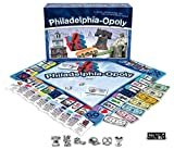 Late for the Sky Philadelphia-Opoly Board Game by Late for the Sky