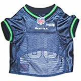 Pets First NFL Seattle Seahawks Jersey, Medium at Amazon.com