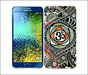 Galaxy Printed 2528 Om Colour Pop Hard Cover for Samsung CORE 2