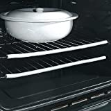 Oven Shelf Silicone Burn Guard - Twin Pack