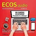 ECOS audio - De compras en Internet. 10/2016: Spanisch lernen Audio - Im Internet einkaufen Hörbuch von  div. Gesprochen von:  div.