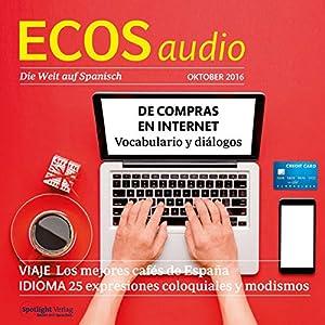 ECOS audio - De compras en Internet. 10/2016 Hörbuch