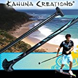 Kahuna Creations Moko Adjustable Big Stick (4-Feet 6-Inch/6-Feet)