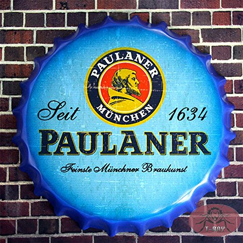 t-ray-35cm-tin-sign-paulaner-vintage-metal-painting-beer-cap-bar-pub-hanging-ornaments-wallpaper-dec