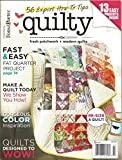 img - for Quilty Magazine May/June 2014 (Fons and Porter) book / textbook / text book