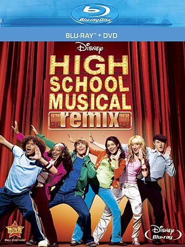 High School Musical (Remix Edition) [Blu-Ray] front-257783