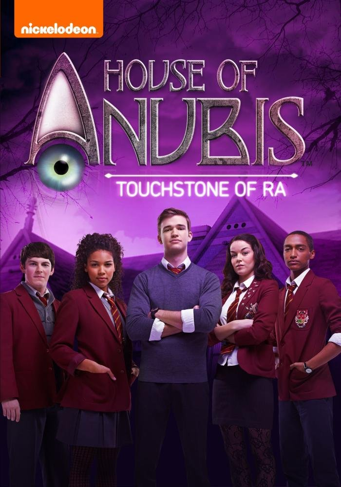 Amazon.com: House of Anubis: Touchstone of Ra: Burkely Duffield ...