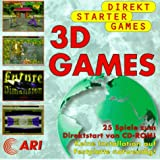 ARI 3D Games. CD- ROM für Windows 3.11/95