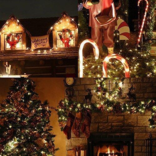 Acrato 200er led lichterkette innen f r weihnachten for Weihnachtslichterketten innen