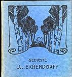 Gedichte. Bilder von Horst-Schulze. Texte…