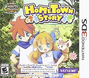 Hometown Story - Nintendo 3DS