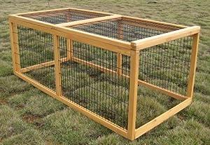 Eggshell Run Extension for Eggshell Kingston Chicken Coop