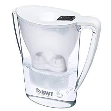 BWT Designer Water Filter Pitcher, Austrian Quality, Technology For Superior Filtration & Taste