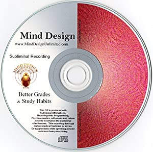 Better Grades and Study Habits Subliminal CD