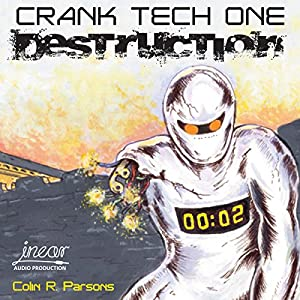 Crank Tech One Audiobook