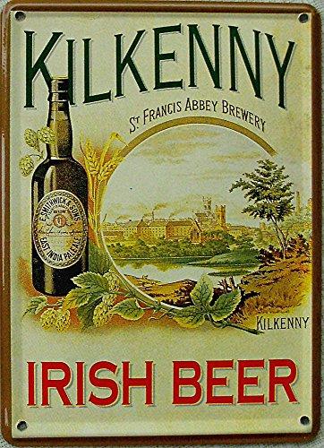 MiniBlechschild Kilkenny Irish Beer, 8 x 11 cm Picture