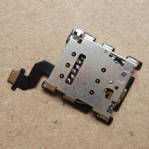 dogxiong-genuine-oem-sim-card-reader-holder-tray-connecting-connector-slot-flex-cable-ribbon-for-htc