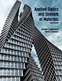 img - for Applied Statics and Strength of Materials (6th Edition) book / textbook / text book