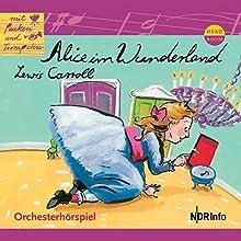 Alice im Wunderland Hörspiel von Lewis Carrol Gesprochen von: Ulrich Noethen, Laura Maire