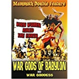 War Gods of Babylon & War Goddess [DVD] [1974] [Region 1] [US Import] [NTSC]by Alena Johnston