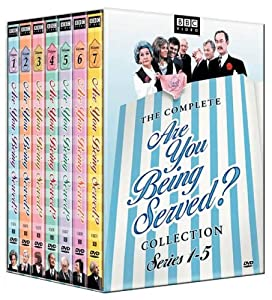 Are You Being Served? Collection 1 (Series 1-5) from BBC Video