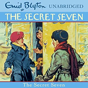 The Secret Seven Audiobook