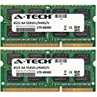 8GB KIT (2 x 4GB) For Toshiba Toshiba Satellite C660-1RR C660-1T2 C660-1T9 C660-1TK C660-1U1 C660-1U4 C660-1U7 C660-1UJ C660-1UL C660-1VR C660-1VW C660-1XQ C660-1ZM C660-1ZN C660-203 C660-204 C660-205 C660-21M C660-21Q C660-21Z C660-220 C660-223 C660-227 C660-229 C660-22V C660-238 C660-23M C660-23N C660-258 C660-26G C660-26H C660-26Z C660-28D C660-28R C660-28T C660-2D7 C660-2DL C660-2DV. SO-DIMM DDR3 NON-ECC PC3-10600 1333MHz RAM Memory. Genuine A-Tech Brand.