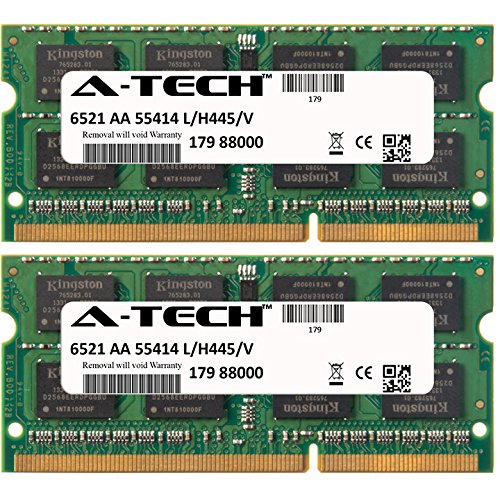 Click to buy 8GB KIT (2 x 4GB) For Gigabyte Q Notebook Series Q1447M Q1447N Q1585M Q1585N. SO-DIMM DDR3 NON-ECC PC3-8500 1066MHz RAM Memory. Genuine A-Tech Brand. - From only $57.49