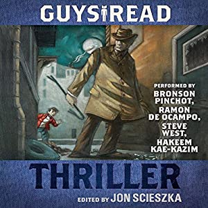 Guys Read: Thriller Audiobook