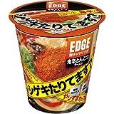 【ケース販売】EDGE 鬼辛とんこつラーメン タテロング 89g×12個