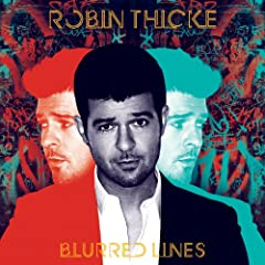 Blurred Lines (incl. Bonustracks) (Amazon Exclusive)