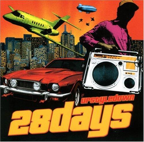 28 Days - Upstyledown (Import) - Zortam Music
