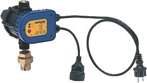 Metabo Elektronischer Druckschalter mit Trockenlaufschutz Hydromat HM 2, Mehrfarbig  GartenKritiken und weitere Informationen