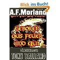 D�monenhasser Tony Ballard 146. Geboren aus Feuer und Glut