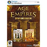 Age of Empires III - �dition goldpar Microsoft