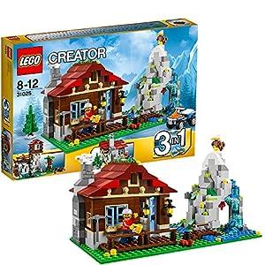 Lego Creator - 31025 - Jeu De Construction - Le Refuge De Montagne