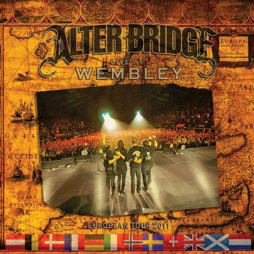 Brd Alter Bridge - Live At Wembley