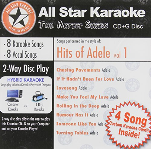 Adele - Karaoke: Hits Of Adele - Zortam Music