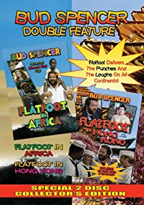 Flatfoot In Africa/Flatfoot In Hong Kong Double Feature