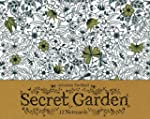 Secret Garden Notecards: 12 Notecards