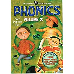 The Learning Treehouse: Phonics - Volume 2