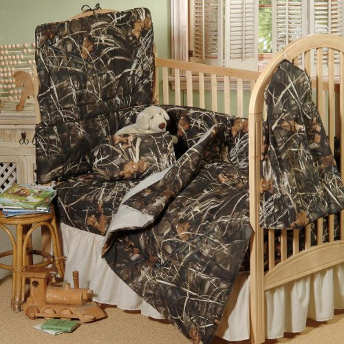 Realtree Max-4 Crib Diaper Stacker