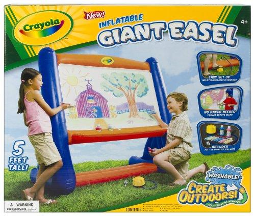 Crayola Inflatable Easel