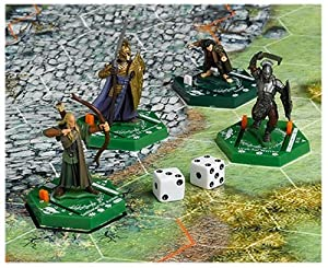 Lord Of The Rings Tradeable Miniatures Game Starter Set