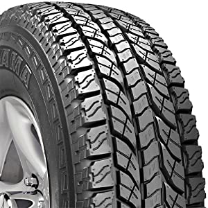Yokohama Geolandar A/T-S On/Off-Road Tire - 225/70R15 100S