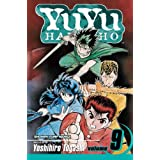 YuYu Hakusho, Volume 9 (Yuyu Hakusho (Graphic Novels))