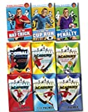Tom Palmer Theo Walcott Theo Walcott Football Academy Collection 9 Books Set (T.J.) (Striking Out, Reading The Game, The Real Thing, Boys United, Captain Fantastic, Free Kick, T.J. and the Cup Run, T.J. and the Hat-trick, T.J. and the Penalty)