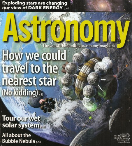 Astronomy - July 2012